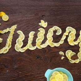 Marmalade Bleue 食物的美学 拼字游戏