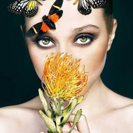 Maryna Kopylova 时尚摄影欣赏