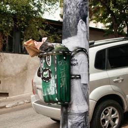 Mentalgassi 诙谐幽默的街头绘画欣赏
