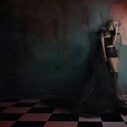david benoliel 时尚摄影欣赏《Haunted》