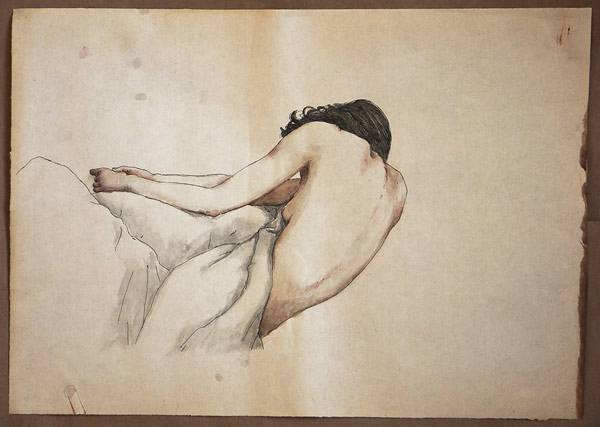 Anton Velichko 手绘草图本子