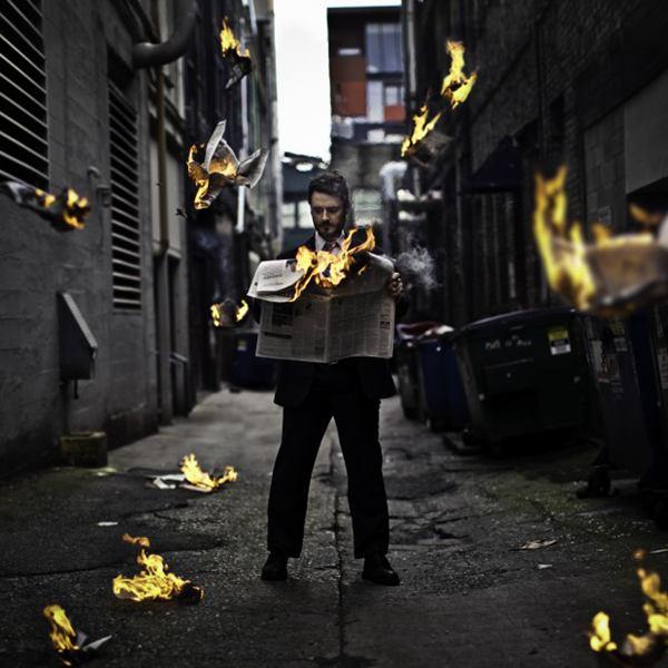 Austin Tott 超现实主义概念摄影欣赏