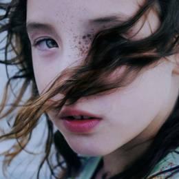 Cristina Hoch:有雀斑也美丽