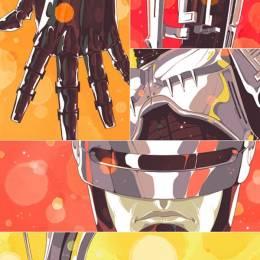 Goni Montes 超级英雄主题插画欣赏
