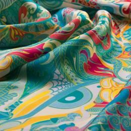 Irina Batkova 唯美的丝巾艺术