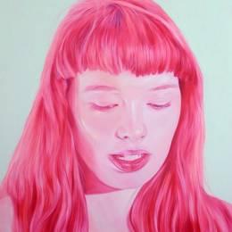 Jen Mann 肖像插画欣赏