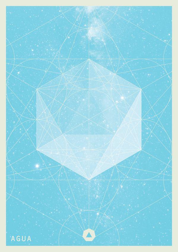 Juan Manuel Yañez 温暖简约的抽象几何图形海报设计欣赏 - 苏打苏塔设计量贩铺 – sudasuta.com – 每日分享创意灵感!