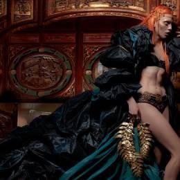 Mario Ville 暗黑系时尚摄影欣赏