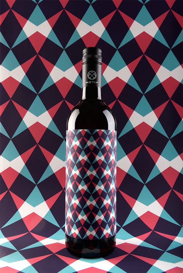 Motif Wine 包装设计欣赏 - 苏打苏塔设计量贩铺 – sudasuta.com – 每日分享创意灵感!