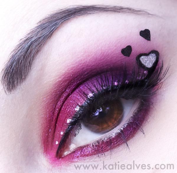 Katie Alves的眼妆彩绘作品 苏打苏塔设计量贩铺 Sudasuta Com 每日分享创意灵感!