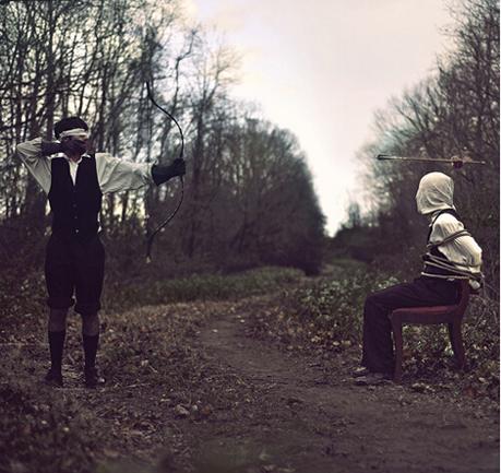 Nicolas Bruno 超现实主义摄影作品