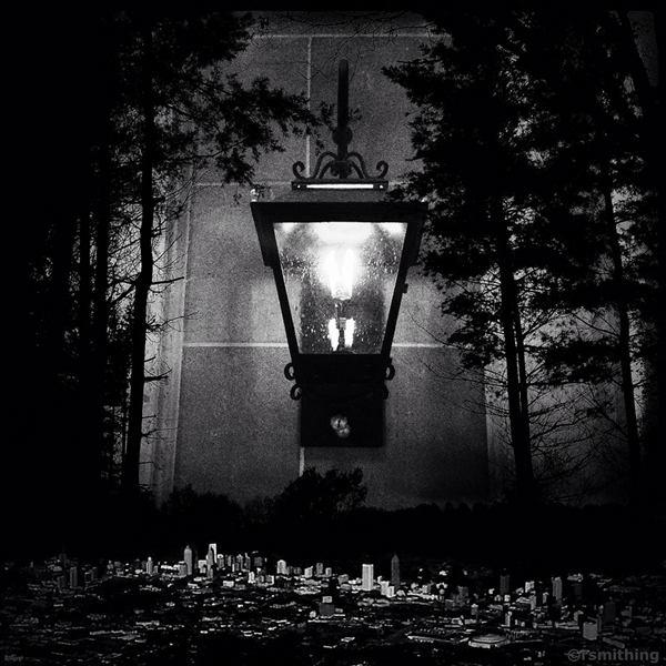 Richard Smith 超现实主义黑白摄影欣赏