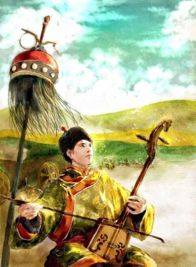 中国风 清新手绘欣赏 - 苏打苏塔设计量贩铺 – sudasuta.com – 每日分享创意灵感!