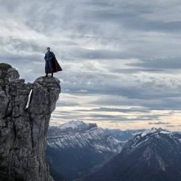 Benoit Lapray 浪漫主义情结的超级英雄系列摄影