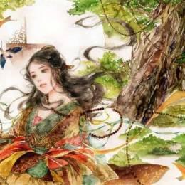 中国风 清新手绘欣赏