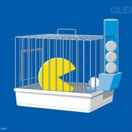 Glenn Jones 童趣幽默的矢量插画欣赏