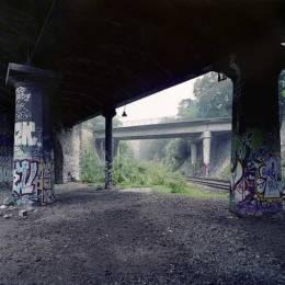 Pierre Folk 镜头下的废弃铁路