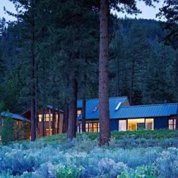 Lake Tahoe Residence 建筑设计欣赏