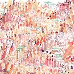 Monica Ramos 堆叠繁复的水彩世界