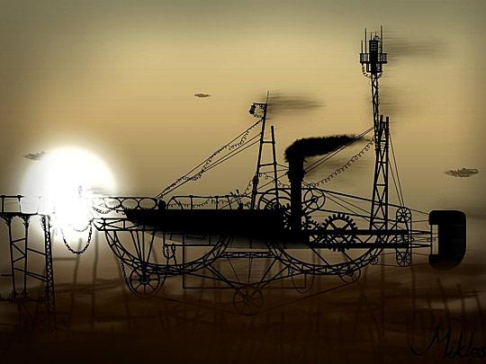 蒸汽时代 主题COSPLAY欣赏