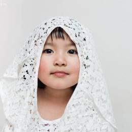 Chris Wang 可爱的孩子 摄影作品欣赏