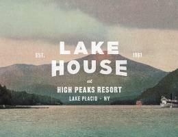 Lake House 品牌设计欣赏