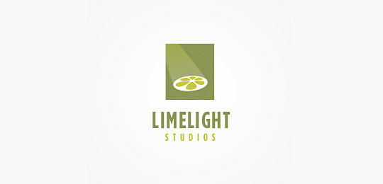 创意logo设计欣赏 简单的四边形