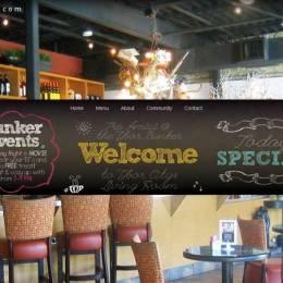 惊艳的咖啡网页设计示例