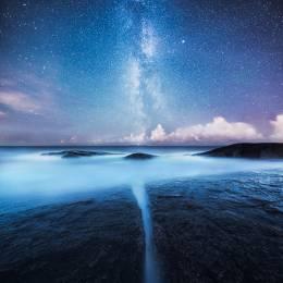 Mikko Lagerstedt 满天星空 宛如童话般的镜头