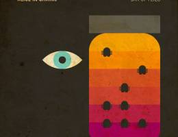 Hexagonall 极简主义创意电影海报设计欣赏