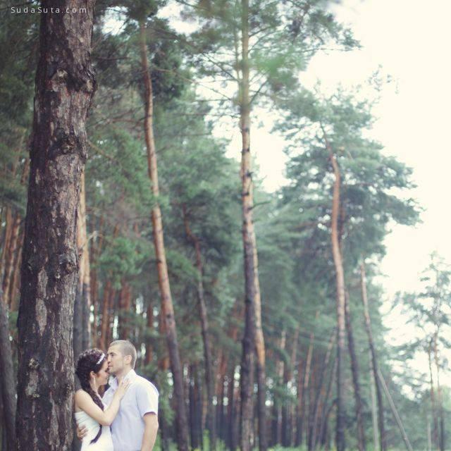 Evgeny Flur 富于浪漫的婚礼摄影欣赏 - 苏打苏塔设计量贩铺 – sudasuta.com – 每日分享创意灵感!