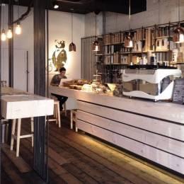 店铺设计欣赏 都柏林的咖啡馆