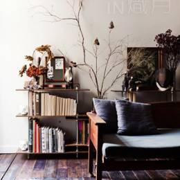 创意室内装饰欣赏 花朵满枝桠