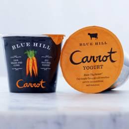 Blue Hill Yogurt 酸奶品牌设计欣赏