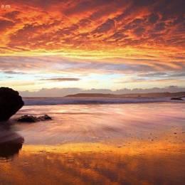 Gary King 英格兰西南的锦绣海岸摄影