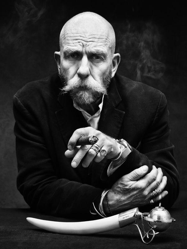 Joe Giacomet 抽烟的男人们 肖像摄影欣赏 - 苏打苏塔设计量贩铺 – sudasuta.com – 每日分享创意灵感!
