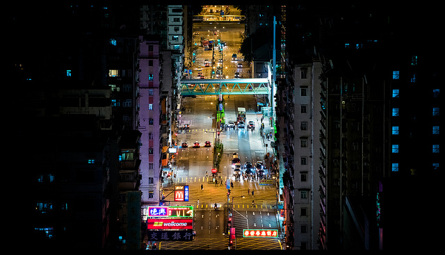 Jordan Yim 生活在香港