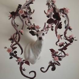 Natasha Cousens 优雅迷人的雕塑设计欣赏