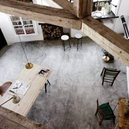 经过翻修的铁匠仓库 创意室内摄影欣赏