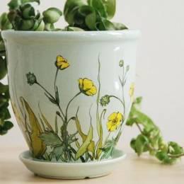 Yevgenia 美丽的陶瓷绘画