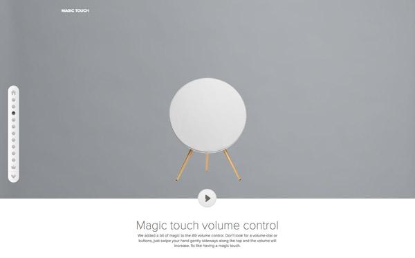 通过留白打造简洁有效的设计