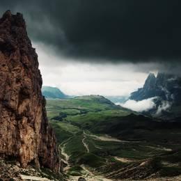 Lukas Furlan 美丽的阿尔卑斯山