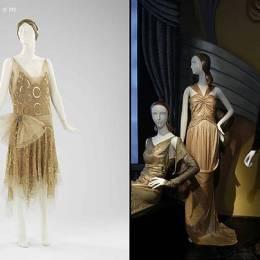 展览资讯 美国丽人服饰特征的形成