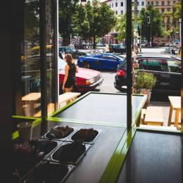 柏林生活 快餐与飞车