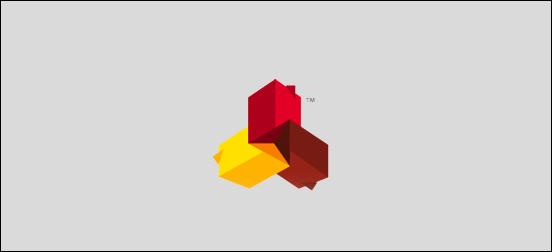 创意LOGO设计欣赏 六月杂锦