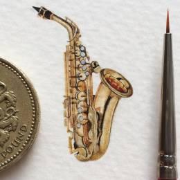 给蚂蚁的365张明信片-Mini精美又细致的画作