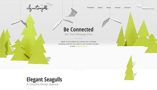 盛行与即将消逝的网页设计趋势