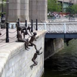 世界上最有创意的雕像设计欣赏