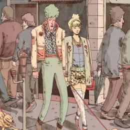Wren McDonald 潮流漫画欣赏