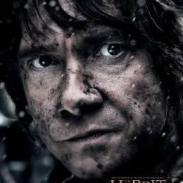 电影海报设计欣赏《霍比特人3五军之战》